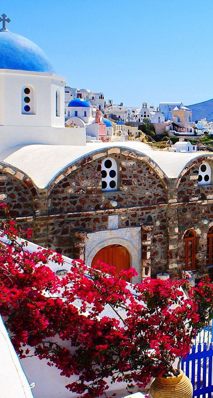 Oia, Santorini, Greece #NomadsSecrets
