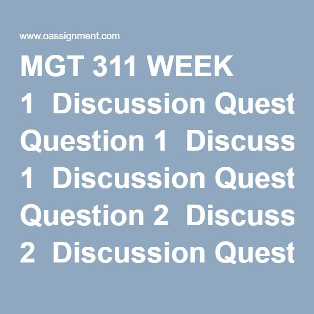 MGT 311 Week 4 Assignment Groups Teams Strategies and Conflict
