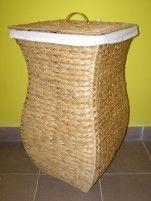 Indo prádelní koš - vodní hyacint