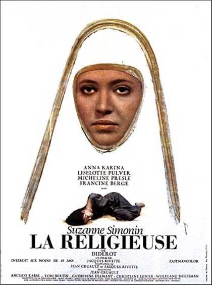 Susanna Simonin, la religiosa (1966) - Film - Trama - Trovacinema
