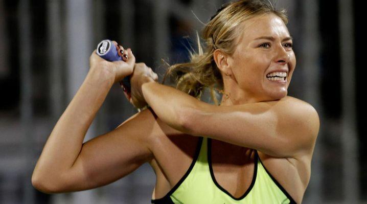 Maria Sharapova, back on WTA rankings