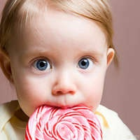 Candy Inspired Baby Names!