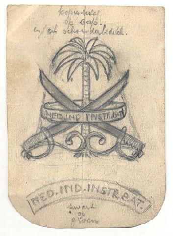 Original design, Indisch Instructie Bataljon