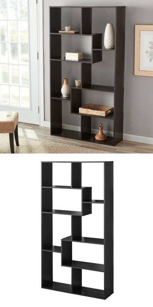 Bookcases 3199 Tall Bookcase Cubby Large Open Bookshelf Modern Cube 8 Shelf Display White Book BUY IT NOW ONLY 4499 On EBay