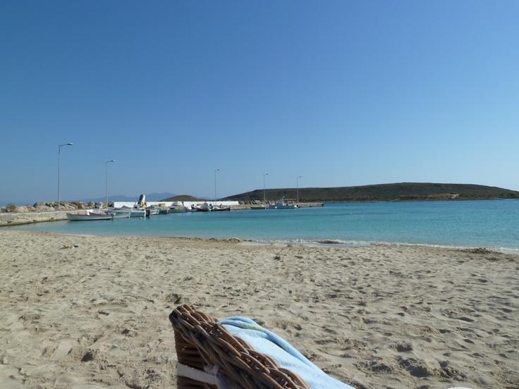 Diakofti, sea, sand