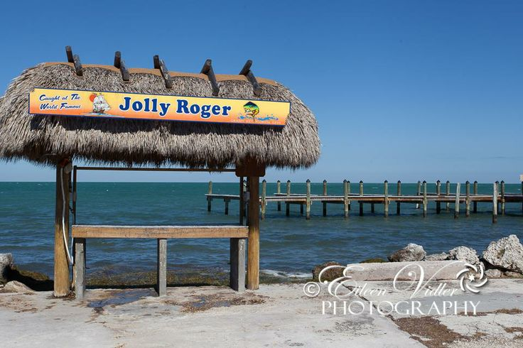 Jolly Roger RV Park, in the #FloridaKeys © Eileen Vidler Photography