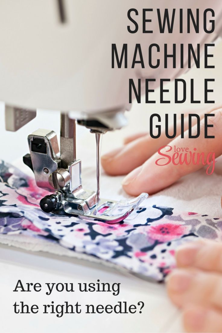 This is a great #sewing machine guide! #stitching #dressmaking
