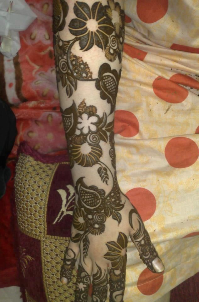 #mehendi #henna #gorgeous #art #design #hand