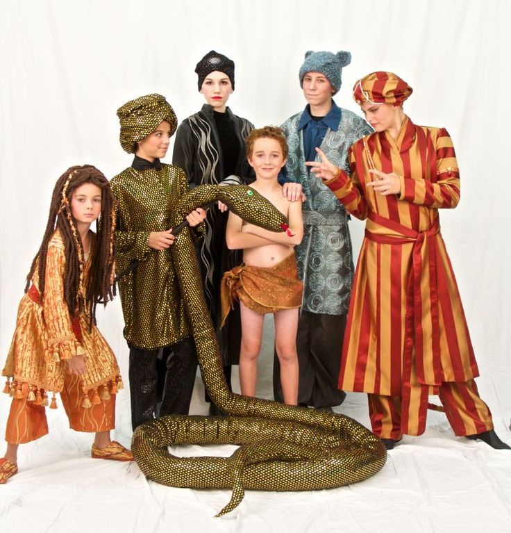 costumes jungle book theatrical - Google Search