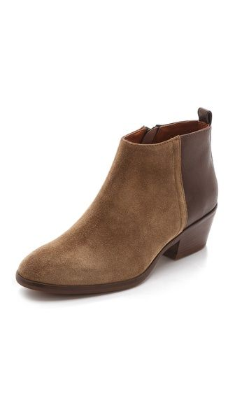 Madewell Low Heel Ankle Boots