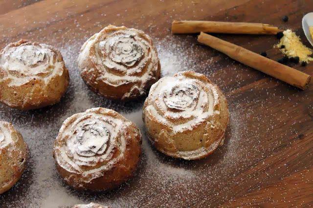 Budin Gingerbread super fácil y rápido