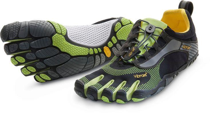 Vibram FiveFingers Bikila LS Running Shoes. They keep getting fancier and fancier! $99.95.