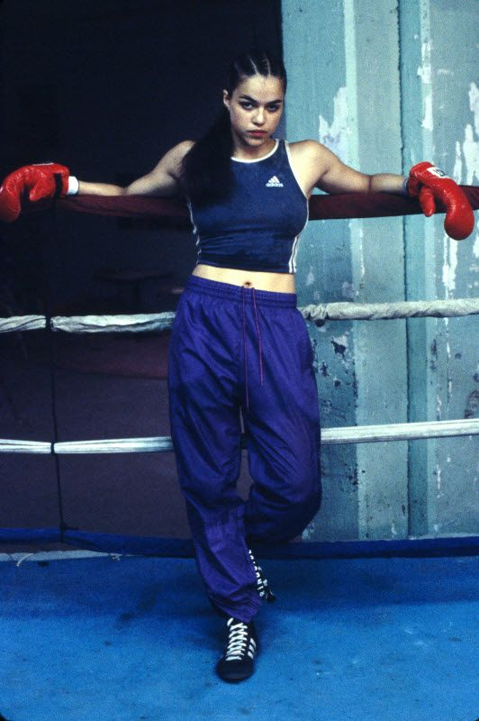 24. Diana Guzman [Michelle Rodriguez] - Girlfight (2000)