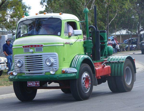 1959 Commer TS3 Knocker Truck