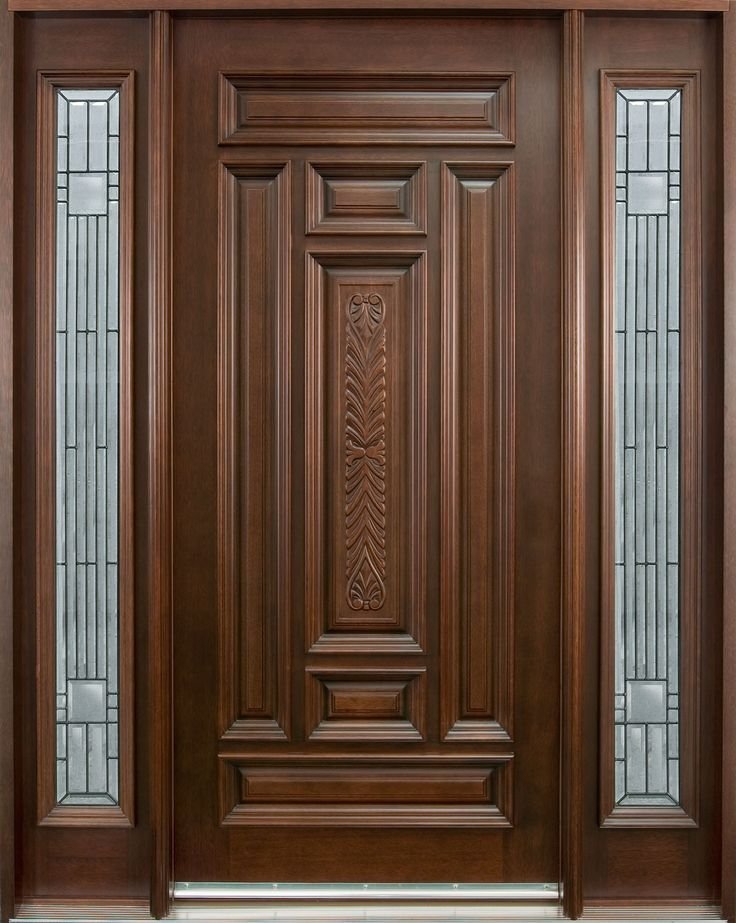 Front Entrance Doors Type