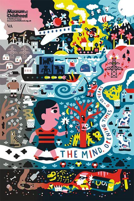 The Mind by Till Hafenbrak