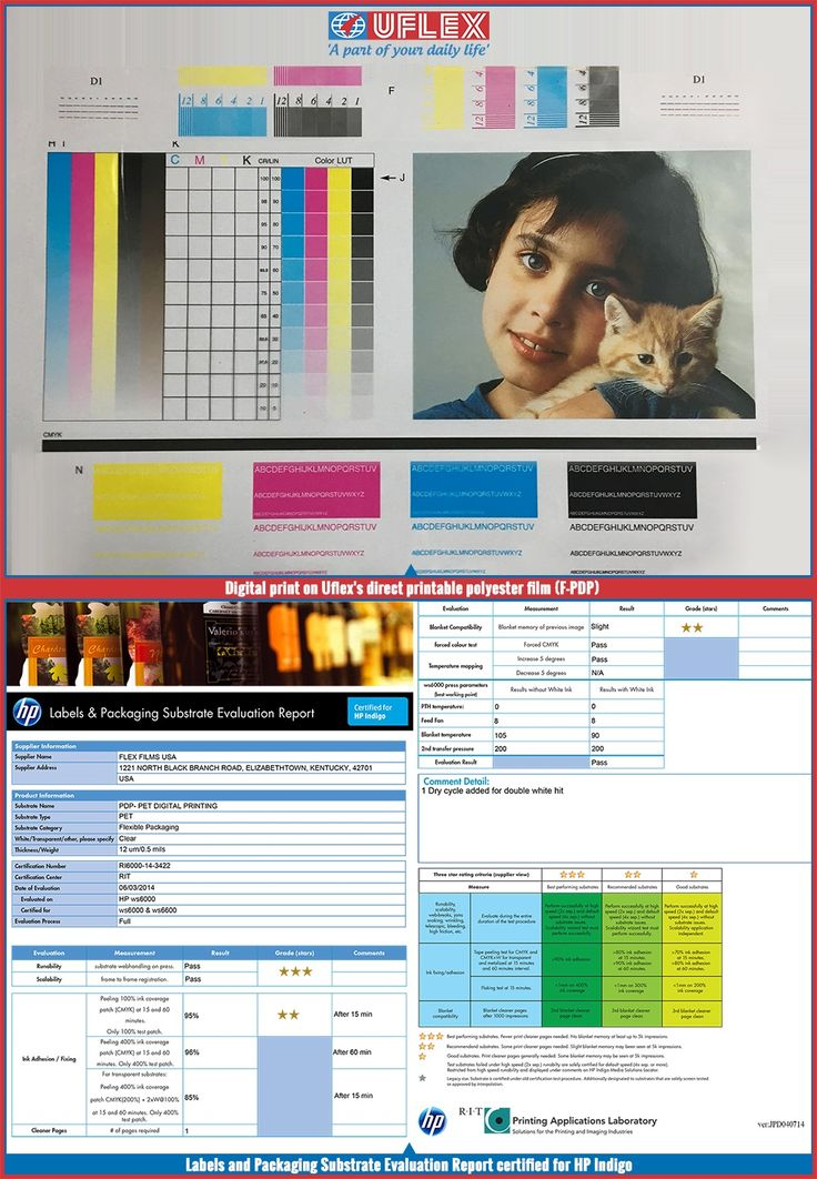 #Uflex Launches HP Indigo Certified Digitally Printable #PolyesterFilm, F-PDP