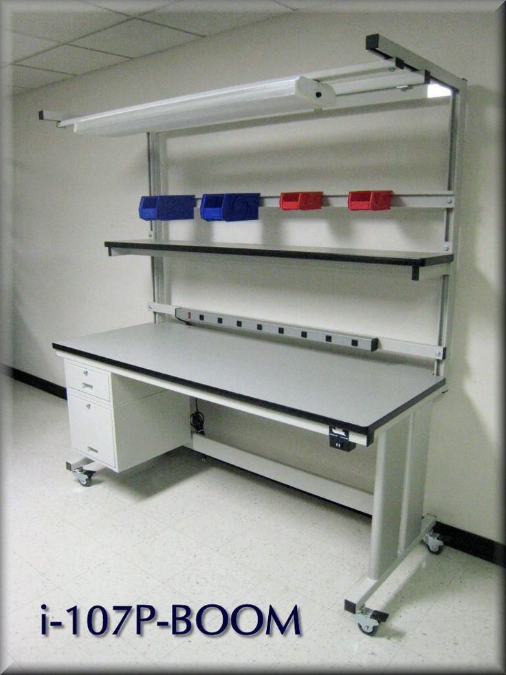 Power Lift Kitchen Work Tables