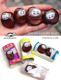 DIY MINIATURE BABY