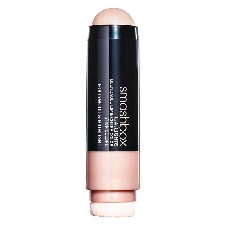 Smashbox - L.A Lights Blendable Lip & Cheek Colour - Hollywood & Highlight