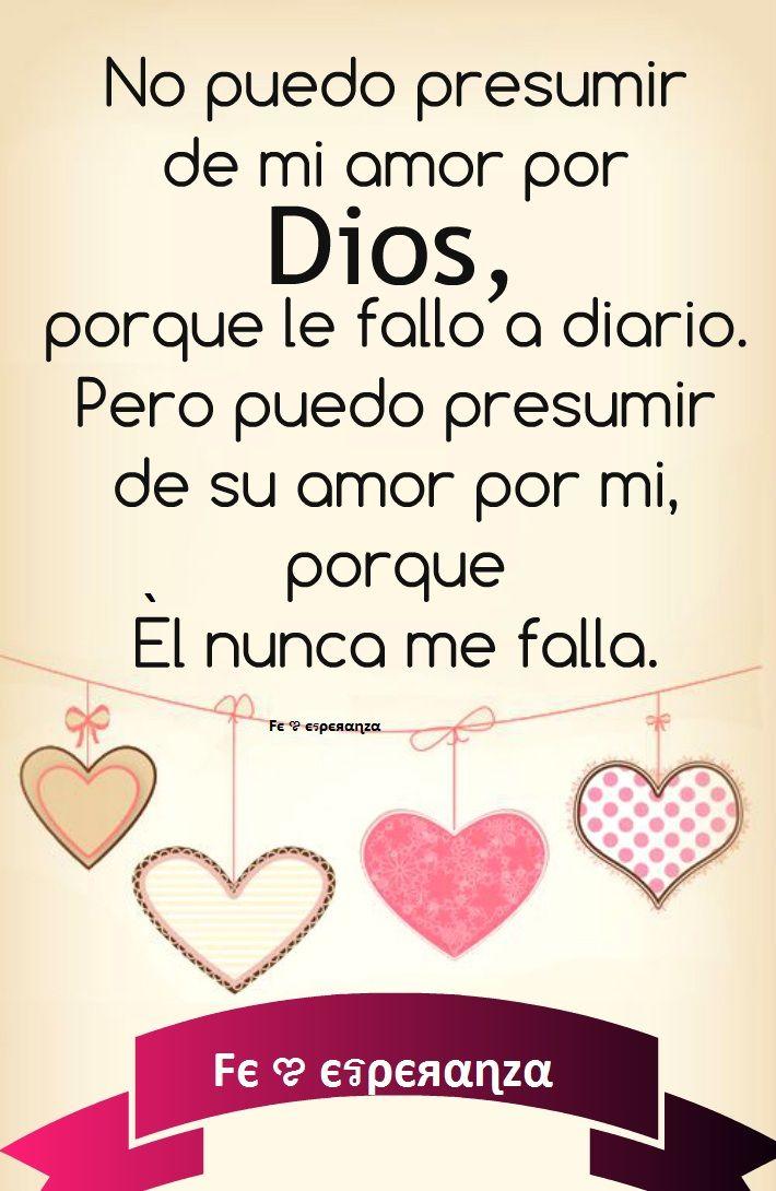 El amor de Dios