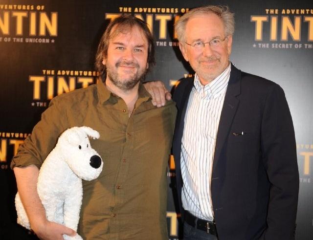 Cineast: Питер Джексон не забыл про Тинтина