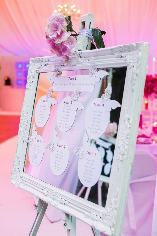 Tischplan - Spiegel