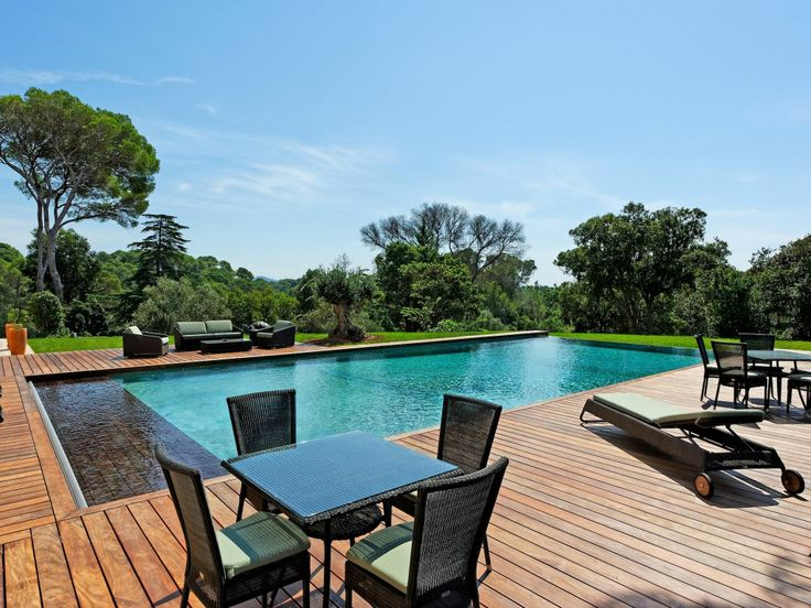 30 best piscines esprit nature images on pinterest for Construction piscine 18