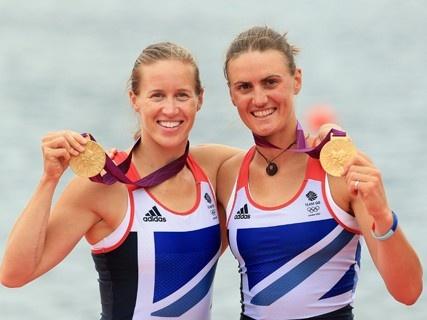Helen Glover and Heather Stanning | GOLD
