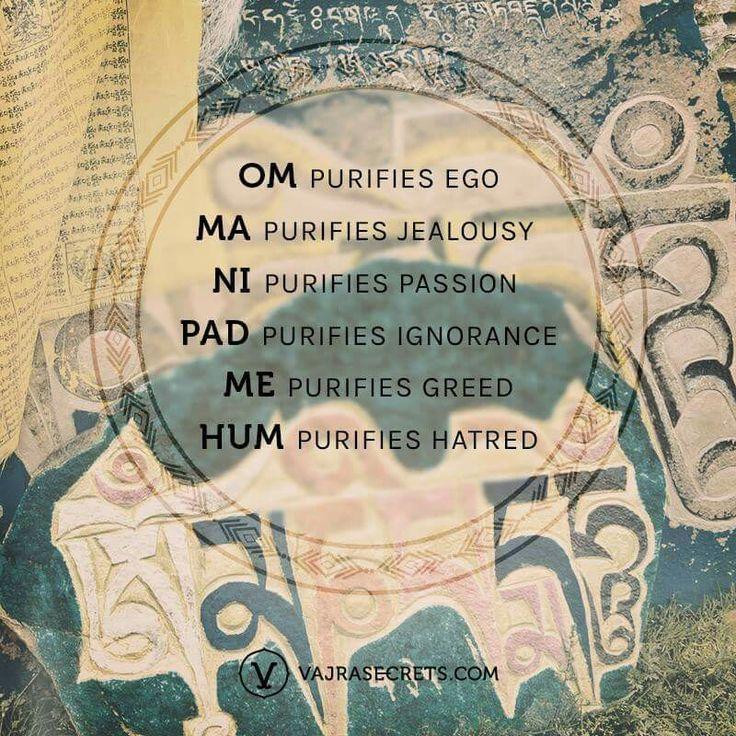 Yoga Positions Om Mani Padme Hum Morning Mantra Kundalini