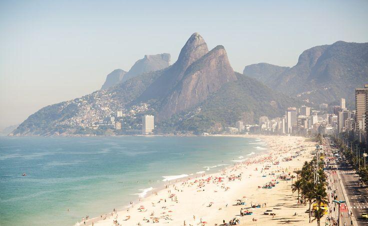 Rio, La Vue Depuis Mon Hôtel   Garance Doré