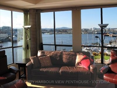 VRBO.com #316293 - Spectacular Harbourside Penthouse Downtown—Park and Walk to Everything