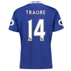 Chelsea FC Jersey 2016-17 Season Home Soccer Shirts #14 TRAORE [E268]