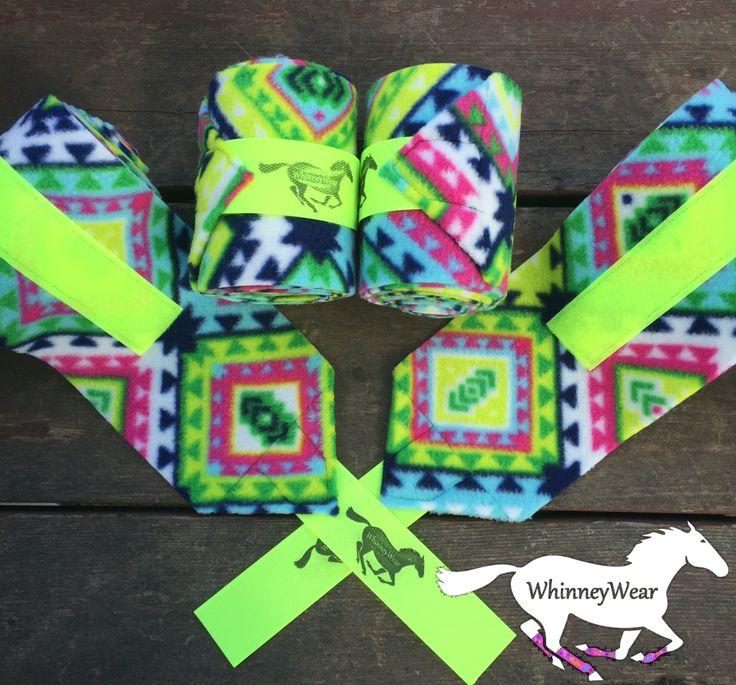 Tribal polo wraps by WhinneyWear Www.Whinneywear.Com