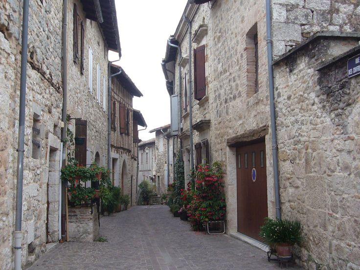 Castelnau de Montmiral - Le blog de Pom