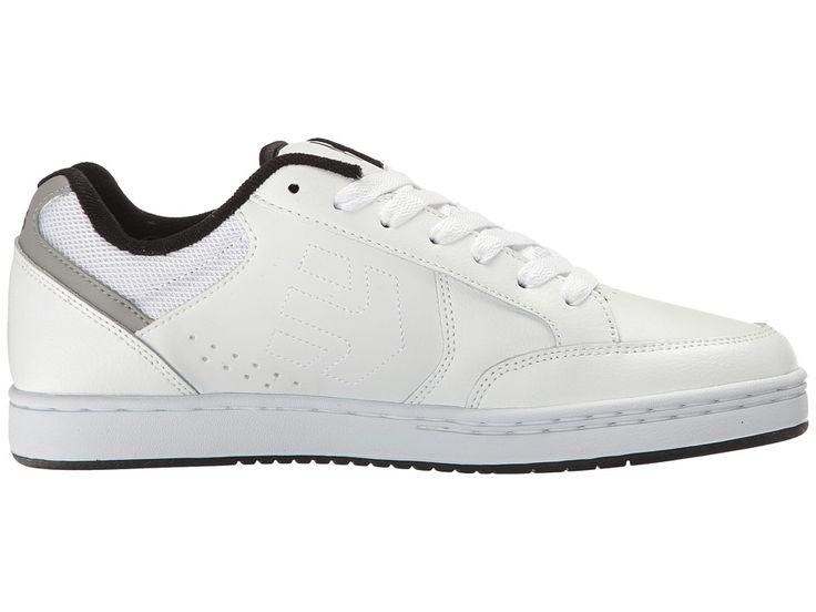 etnies Swivel Men's Skate Shoes White/Grey/Black