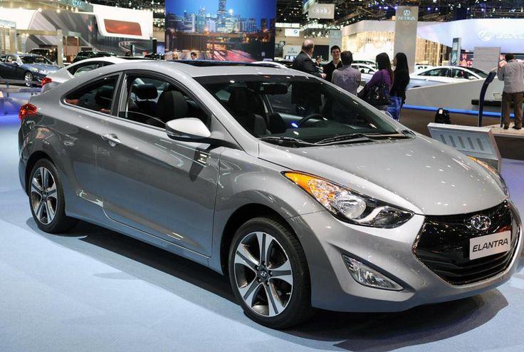 Elantra Coupe Hyundai review - http://autotras.com