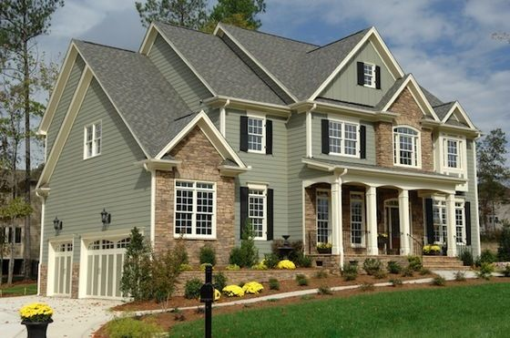 Famous 56 best Houses with Green Siding images on Pinterest   Home ideas  RH03