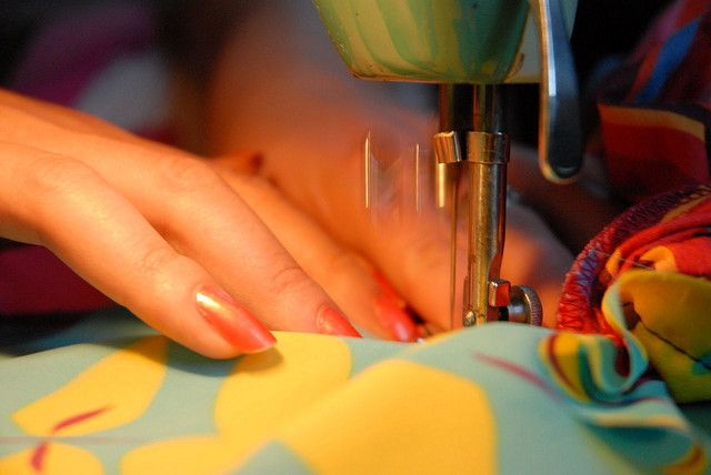 """Jesse Anne O blog post: How """"Handmade"""" is Etsy """"Handmade""""? """"...handmade doesn't say that the people making the item by hand are guaranteed decent labor standards - although it's often implied."""""""