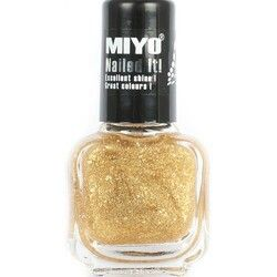 Miyo nailed it no 03 glitzy gold