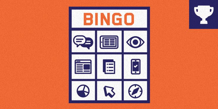 Instructionally Sound Buzzword Bingo Games for Engaging E-Learning #98