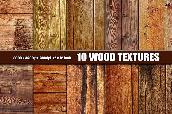 Dark WOOD TEXTURE BACKGROUND PLANKS by Area on @creativemarket