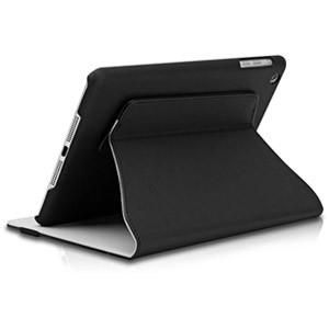 V7 Slim Rotating Case and Stand for iPad mini - Black
