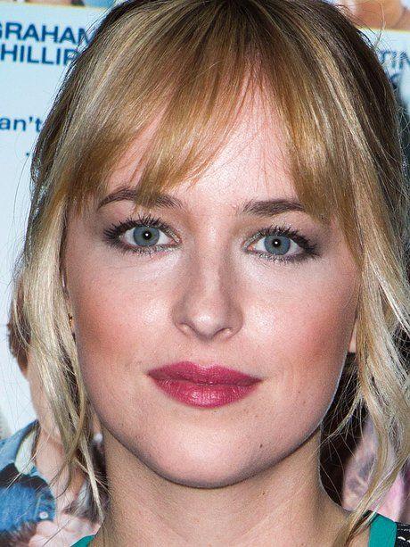 Dakota Johnson ist mit vollen Lippen gesegnet, die...