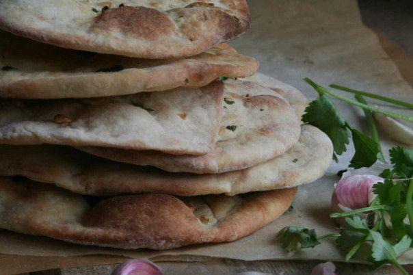 naanbrood zelf maken 2