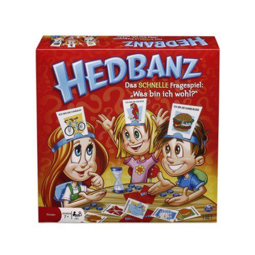 hedbanz electronic card game