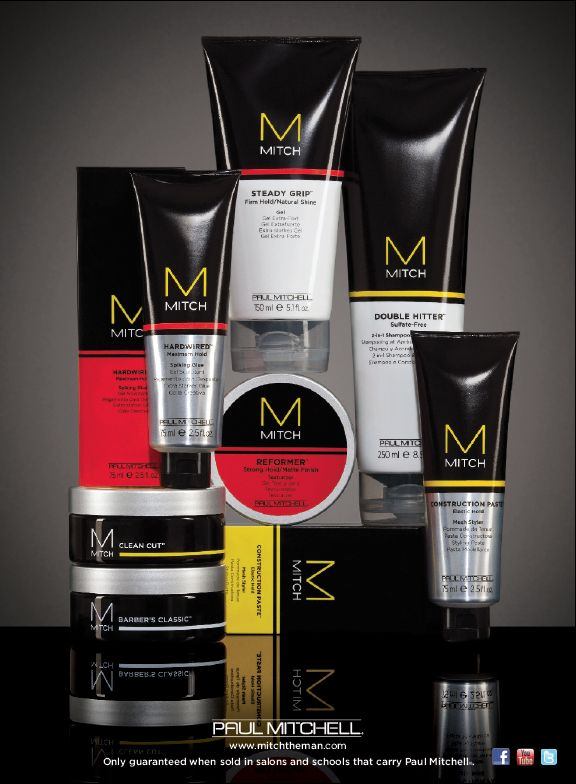 Mitch Packaging Paul Mitchell Hair Products Paul Mitchell Men S Grooming