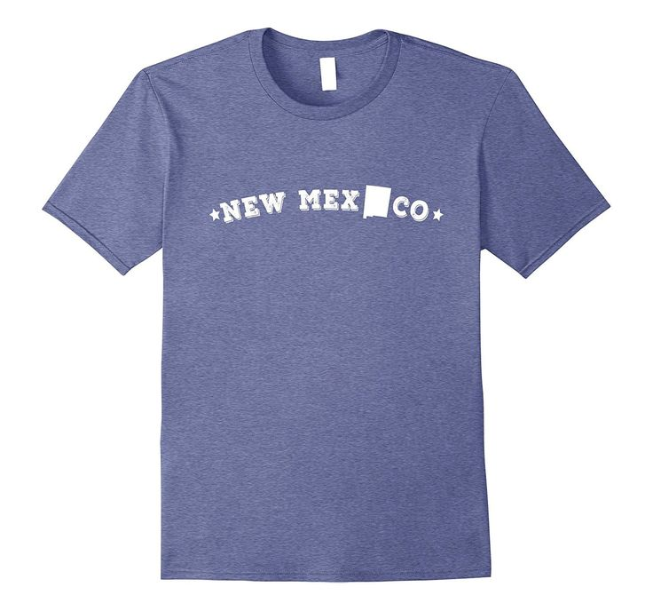 New Mexico American States Geography T-Shirt