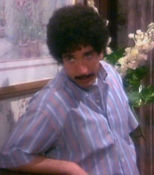 Friends - 80's Ross - 'Looking good, Mr. Kotter!'