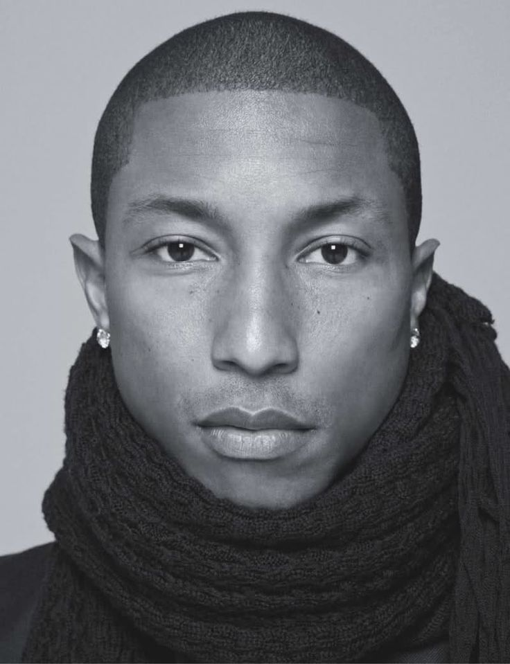 Pharrell Williams. Talented.